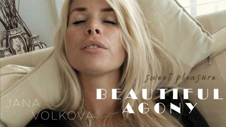 janavolkova beautiful agony hd ~  Janavolkova ~  Amateur ~ Solo Female, Orgasms ~  926,8 MB 15.03.2019