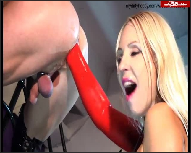 mistress marta the fist in the ass with sadomasoboy ~  SadoMasoBoy ~  mydirtyhobby ~  00:04:49 ~ Anal, Rough Sex ~  24,3 MB 26.06.2019
