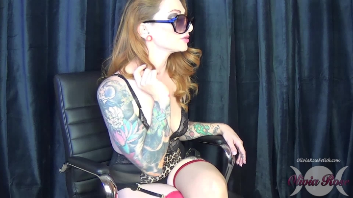 olivia rose my new sunglasses ~  Olivia Rose ~  Amateur ~  00:10:30 ~ Garter & Stockings, Vintage Stocking, Nose Pinching ~  1,4 GB 02.07.2019