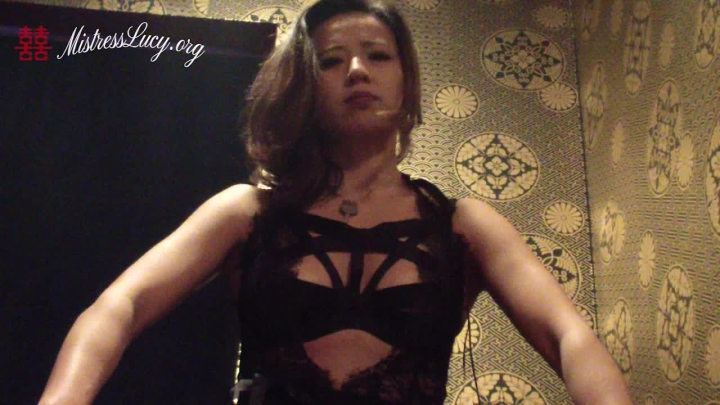 mistress lucy khan limp dick impotence training trance ~  Mistress Lucy Khan ~  Amateur ~  00:13:02 ~ Asian, Slave Training ~  1,5 GB 06.09.2019