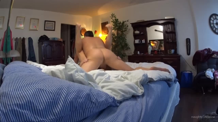 naughty christine bath to bed all natural ~  Naughty Christine ~  Amateur ~  00:31:30 ~ Fucking, Big Tits ~  1 GB 18.10.2019