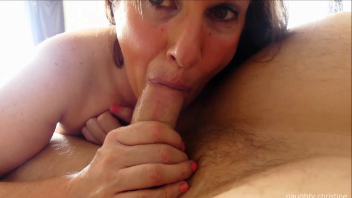 naughty christine cum and swallow ~  Naughty Christine ~  Amateur ~  00:04:21 ~ Big Loads, Blow Jobs, Cock Worship ~  183,5 MB 18.10.2019