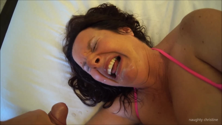 naughty christine open ready aim fire ~  Naughty Christine ~  Amateur ~  00:07:18 ~ Face Fetish, Big Loads ~  186,5 MB 18.10.2019