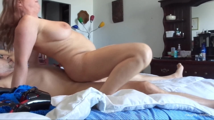 naughty christine reverse cowgirl cream pie ~  Naughty Christine ~  Amateur ~  00:04:54 ~ Fucking, Female Domination, Creampie ~  309 MB 18.10.2019