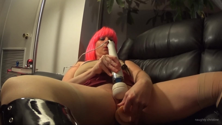 naughty christine screaming orgasm solo hitachidong ~  Naughty Christine ~  Amateur ~  00:05:51 ~ Hitachi, Orgasms ~  189,6 MB 18.10.2019