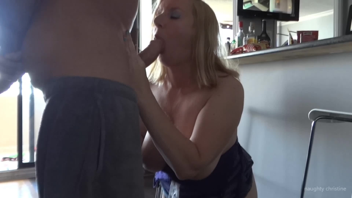 naughty christine suck your juice off my hard cock ~  Naughty Christine ~  Amateur ~  00:04:06 ~ Face Fucking, Milf ~  191,4 MB 18.10.2019
