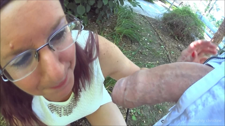 naughty christine very risky public park cum in mouth ~  Naughty Christine ~  Amateur ~  00:05:45 ~ Cum In Mouth, Big Loads ~  705 MB 18.10.2019