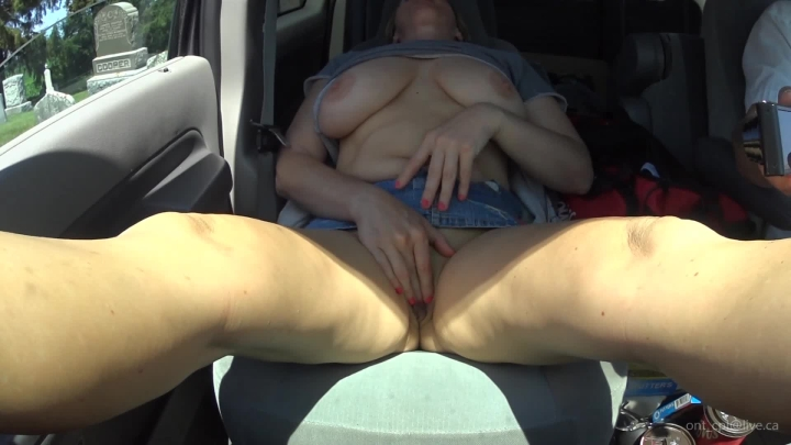 naughty christine watch me orgasm in the car ~  Naughty Christine ~  Amateur ~  00:06:40 ~ Masturbation, Orgasms ~  179,5 MB 18.10.2019