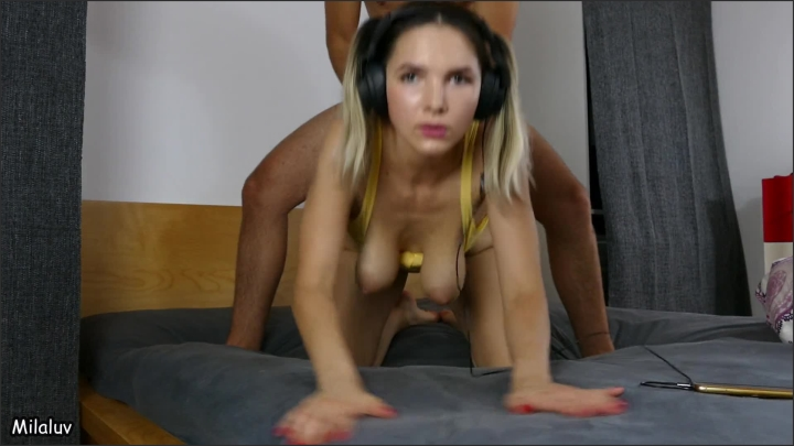 milaluv step brother fucks his busty step sister while she listens to music ~  Milaluv ~  ~  00:11:51 ~ Teen Creampie, Milaluv, Girl ~  273,3 MB 07.12.2019