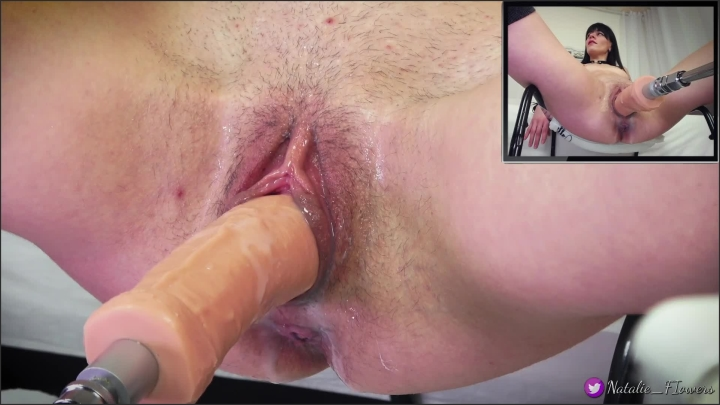 natalieflowers closeup pussy fuck and squirt with my lovely sex machine ~  NatalieFlowers ~  ~  00:09:52 ~ Solo Female, Toys ~  189,5 MB 14.12.2019