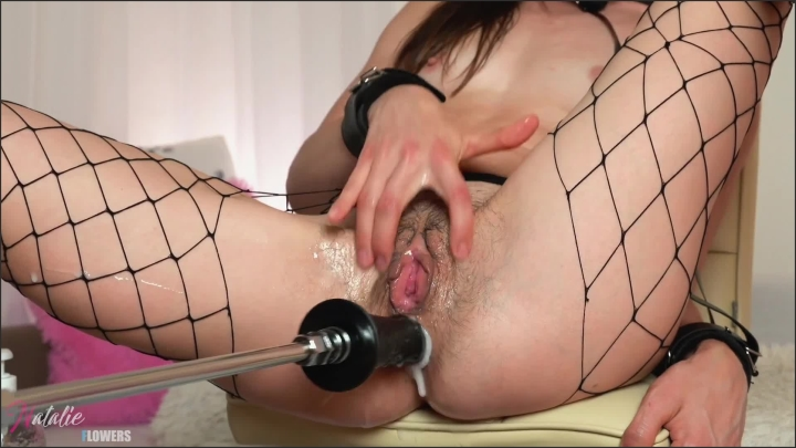natalieflowers good anal fuck for young slave sex machine torture and destroy her asshole ~  NatalieFlowers ~  ~  00:12:46 ~ Big Pussy, Sex Machine ~  240,4 MB 14.12.2019