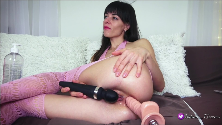 natalieflowers sex machine fuck my dirty asshole record live stream 11 ~  NatalieFlowers ~  ~  00:23:58 ~ Dirty Anal, Sole, Anal Dildo ~  390,8 MB 14.12.2019