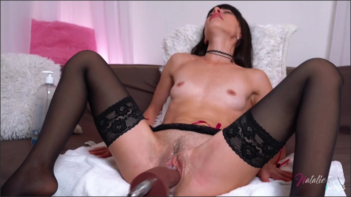 natalieflowers sex machine high sp~ d fuck my tight pussy ~  NatalieFlowers ~  ~  00:16:41 ~ Squirting Orgasm, Closeup ~  340,4 MB 14.12.2019