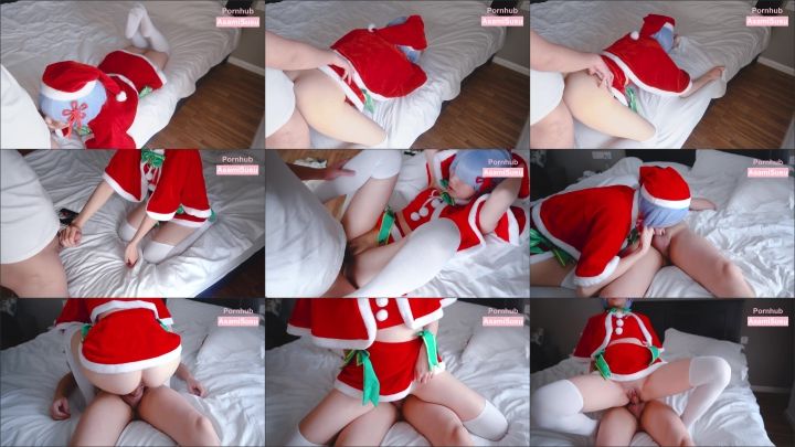 [Full HD] asamisusu cosplay christmas rem blowjob various sex christmas gift rem chinese – Mix – Amateur – 00:26:39 | Size – 358,5 MB title=