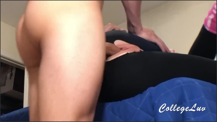 collegeluv 420 stoned and boned in yoga pants *  collegeluv *  *  00:07:14 * College, Loud Moaning *  81,7 MB 19.02.2020