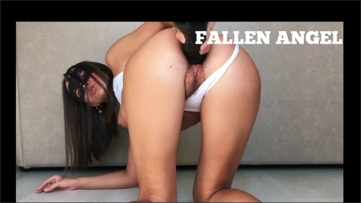 fallen angel very hairy cunt takes a huge dildo and makes the best gaping *  FALLEN ANGEL *  *  00:21:39 * Hairy, Big Ass, Adult Toys *  380 MB 14.02.2020