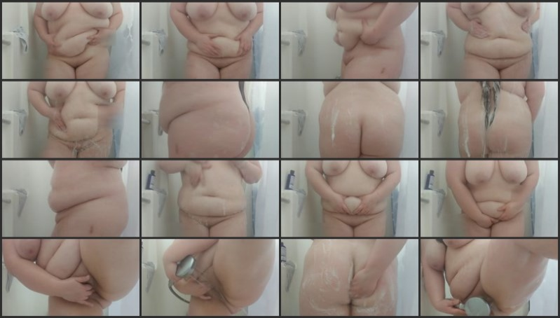 [Full HD] young short bbw plays with her belly ass and pussy in the shower   – Natural Peach – -00:08:33 | Soapy Bbw, Belly Play Bbw, Big Belly Bbw – 194,5 MB title=