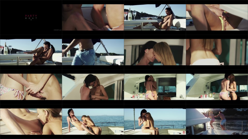 [Full HD] Margot A & Nancy A. Party Boat Part 3 Mix – SiteRip-00:18:08 | Glamour Girls, Teen, Lesbian Outdoors – 1 GB title=