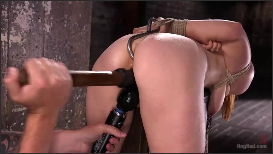 [SD] Penny Pax. Red Headed Rope Slut is Violated and Tormented Penny Pax – SiteRip-00:52:44   Bondage, Humiliation, BDSM, Torture – 578,1 MB