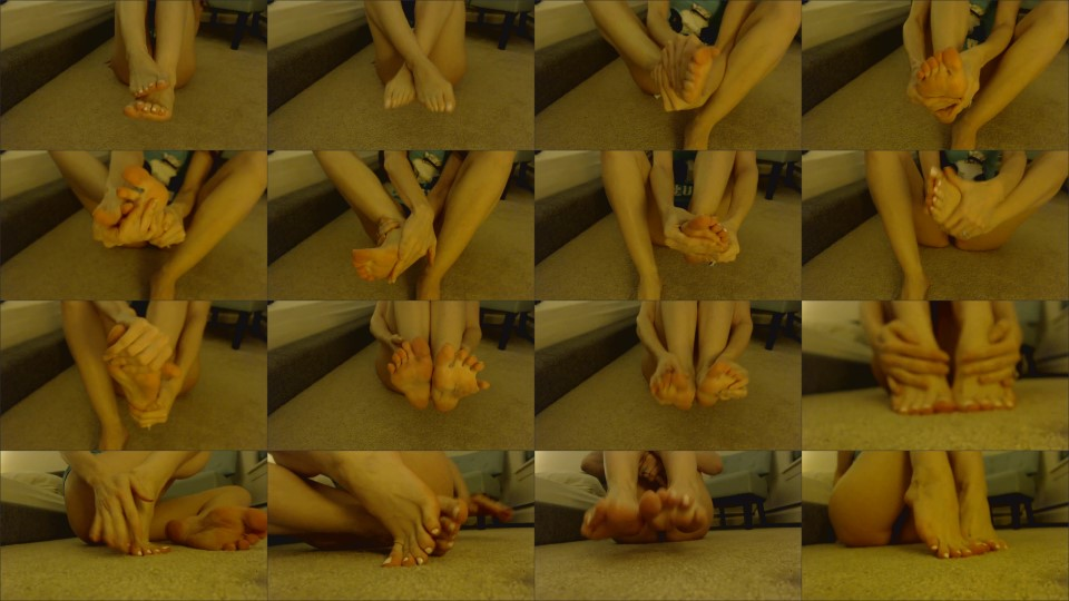 [Full HD] kitty darlingg foot rub and lotion Kitty Darlingg – ManyVids-00:06:41 | Barefoot, Feet, Foot Fetish, Lotion/Oil Fetish – 967,7 MB title=